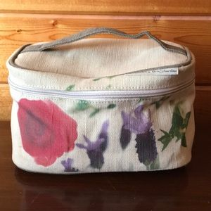 Ecotools by Alicia Silverstone Makeup Bag 9x6x5